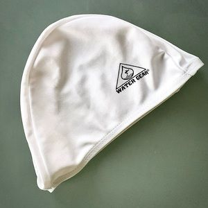 Water Gear Men's Swim Cap